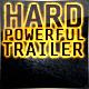 Hard Powerful Trailer - AudioJungle Item for Sale