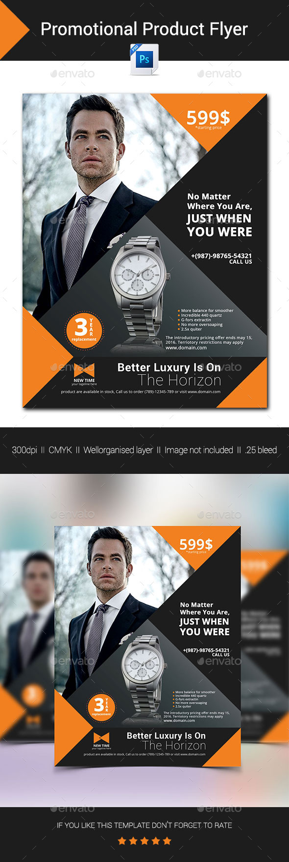 GraphicRiver Product Promotional Flyer 02 11863721