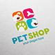 Pet Shop Logo Template - GraphicRiver Item for Sale
