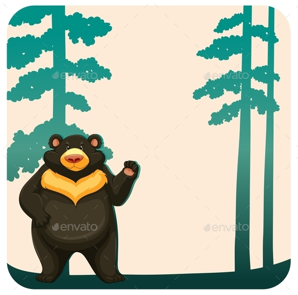 GraphicRiver Grizzly Bear 11864992