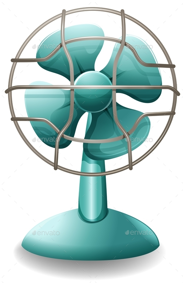 GraphicRiver Electric Fan 11866105