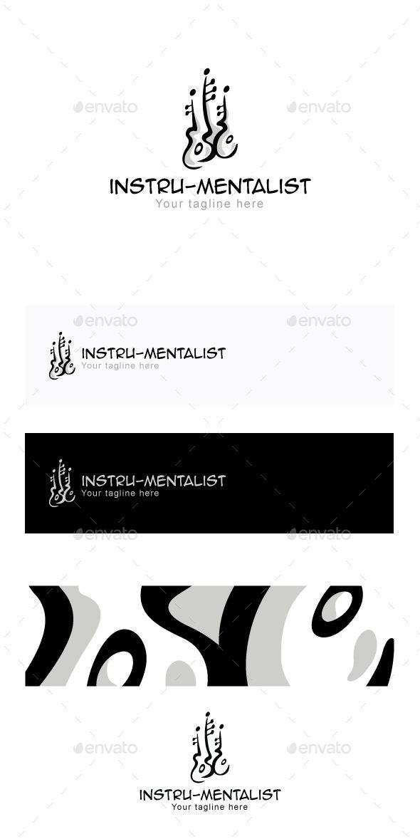 GraphicRiver Instru-Mentalist Stock Logo Template 11866779