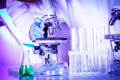 scientists in the chemical laboratory - PhotoDune Item for Sale