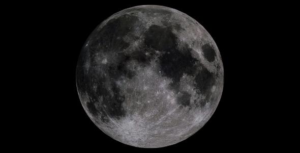 3DOcean Moon 4k 11867154