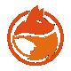 Red Fox Media Logo Animal