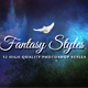 12 Fantasy Styles - GraphicRiver Item for Sale