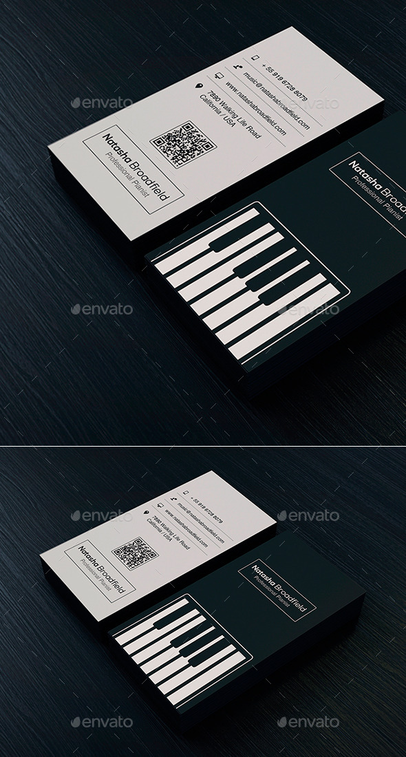 GraphicRiver Business Card Vol 39 11869467