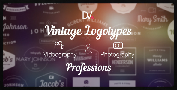 Vintage Logotypes Videography and Photography