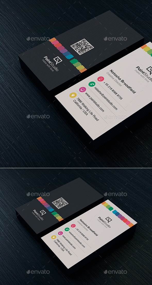 GraphicRiver Business Card Vol 35 11871526