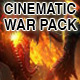 Cinematic War Pack