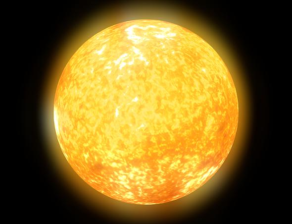 3DOcean Sun 11871974