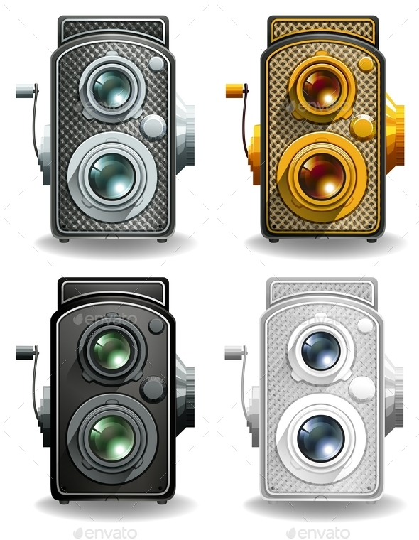 GraphicRiver Camera 11872631