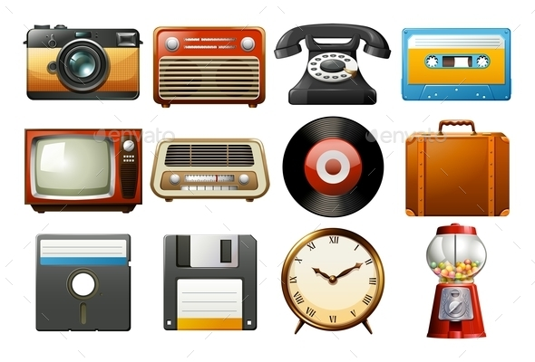 GraphicRiver Objects 11872736