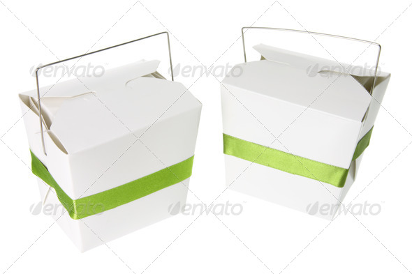 Gift Boxes - Stock Photo - Images