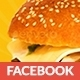 Fast Food - Facebook Cover