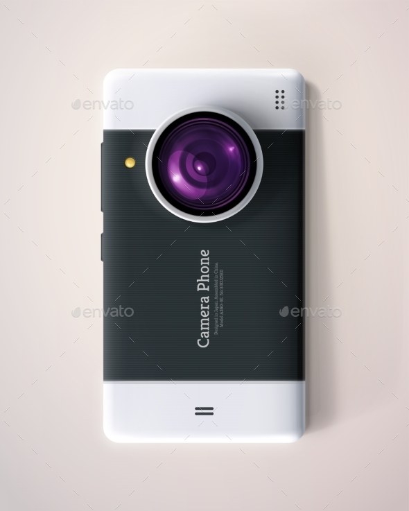 GraphicRiver Camera Phone 11873652
