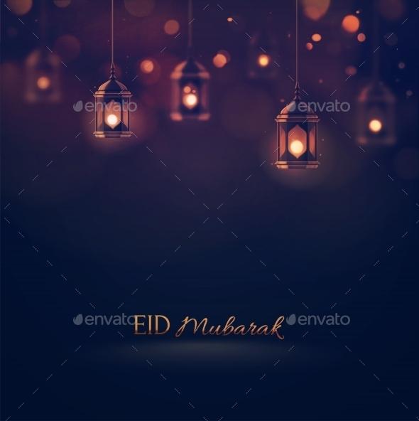 GraphicRiver Eid Mubarak 11873662