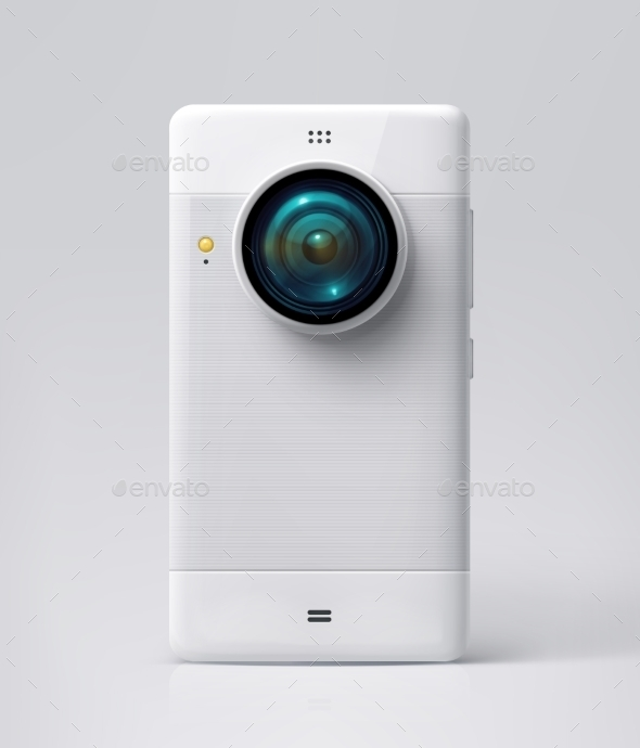 GraphicRiver Mobile Phone Camera 11873665