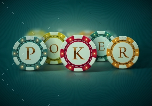 GraphicRiver Poker Chips 11873670