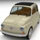 Fiat 500D Nuova 1960