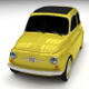Fiat Nuova 500D 1960