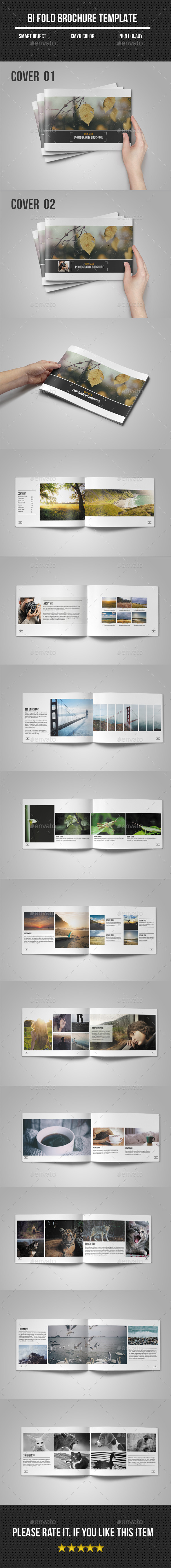 GraphicRiver Photographer Portfolio Brochure 11874930