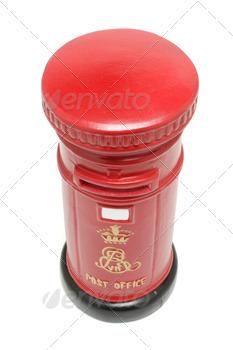 Miniature Postbox