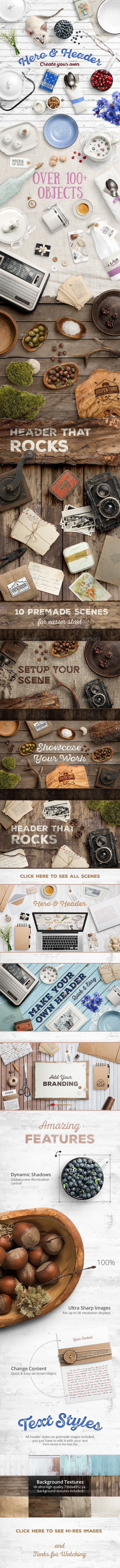 GraphicRiver Mock-Up Creator Countryside Edition 11875709