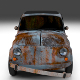 Rusty FIat 500 Nuova