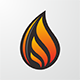Fire Energy Logo - GraphicRiver Item for Sale