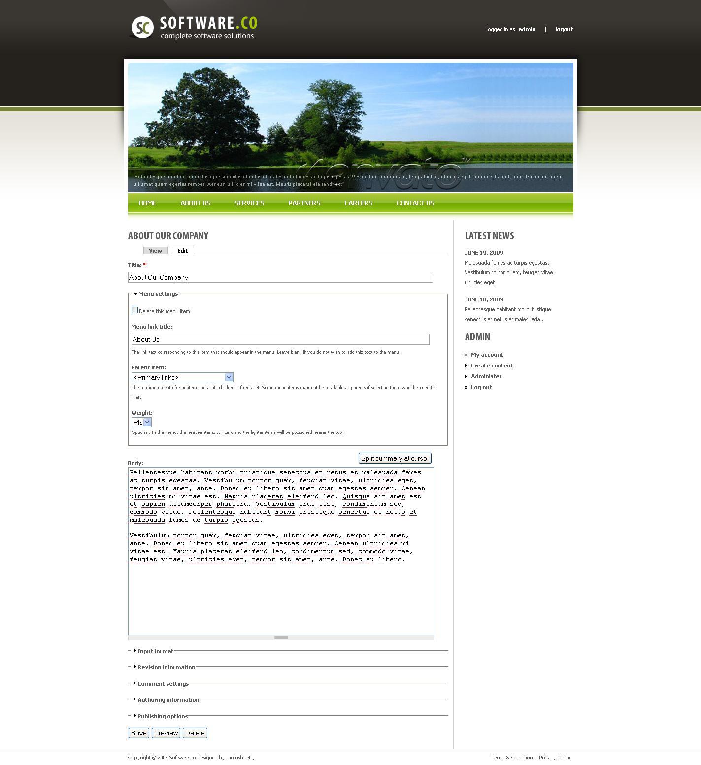 drupal 404 template software co drupal template by settysantu themeforest
