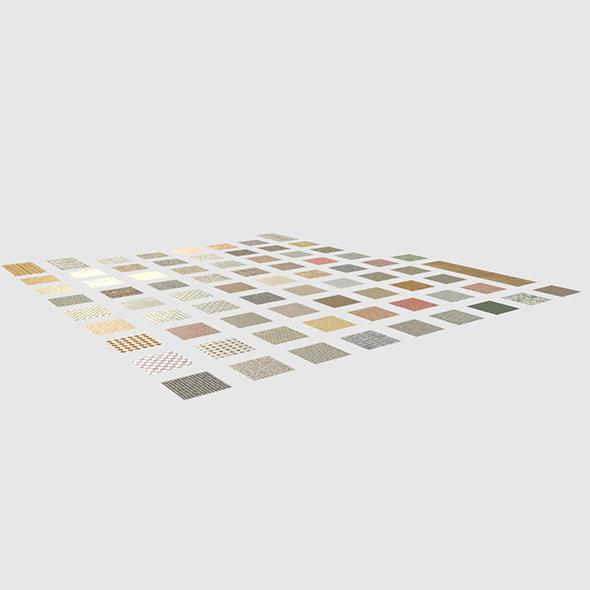 3DOcean Flooring Mega Pack 11877685