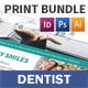 Dentist Print Bundle - GraphicRiver Item for Sale