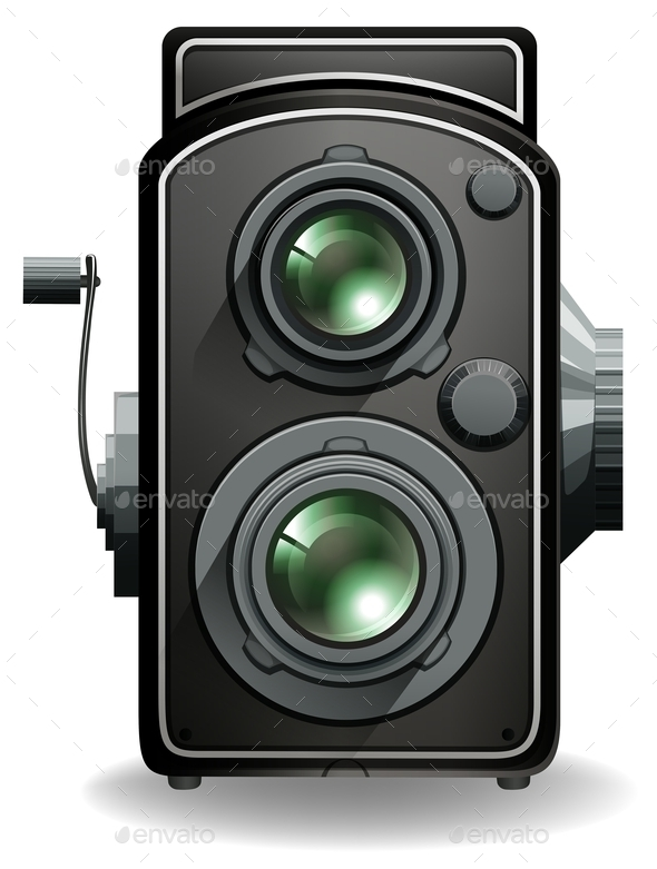 GraphicRiver Camera 11878125