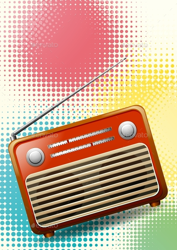 GraphicRiver Radio 11878442