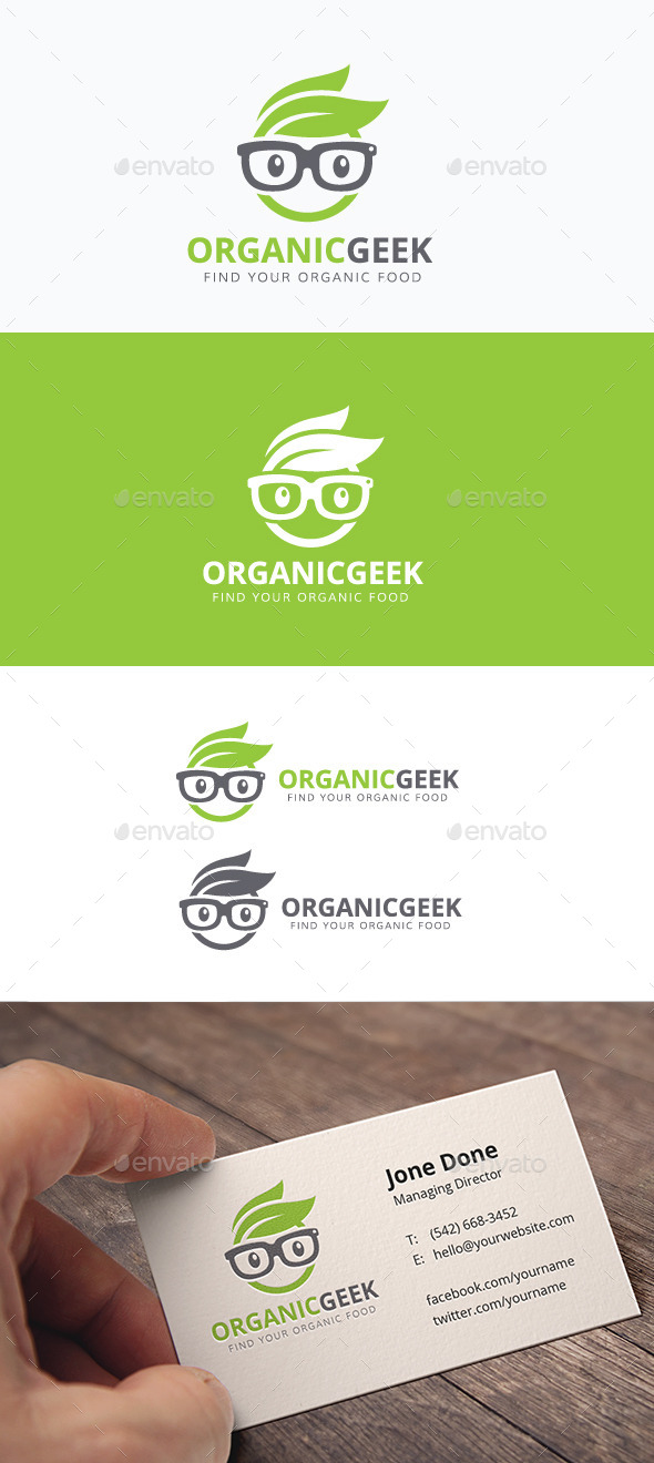 GraphicRiver Organic Geek 11878715