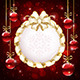 Christmas Card with Baubles - GraphicRiver Item for Sale