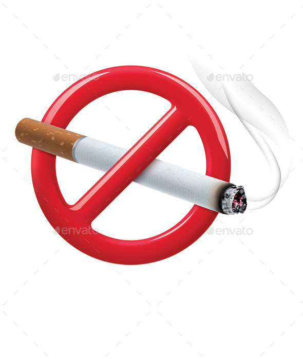 GraphicRiver No Smoking Sign 11881899