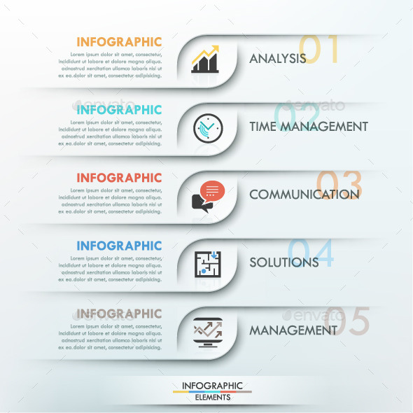 GraphicRiver Minimal Infographics Options Template 11881930