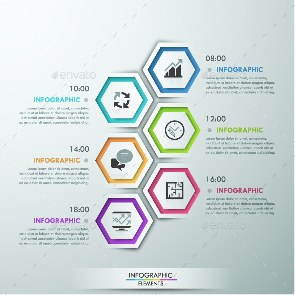 GraphicRiver Modern Infographic Options Template 11881973