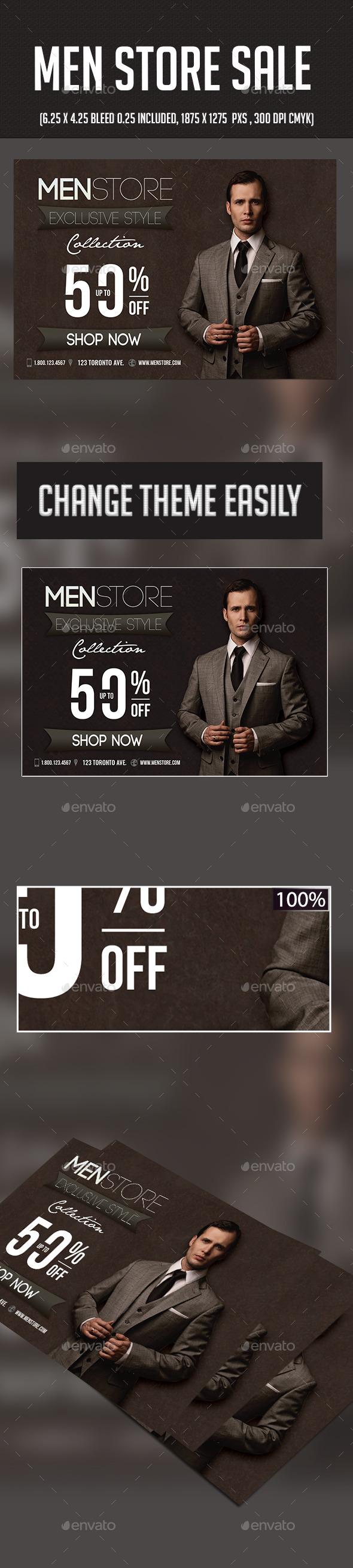 GraphicRiver Men Fashion Sale 11882210