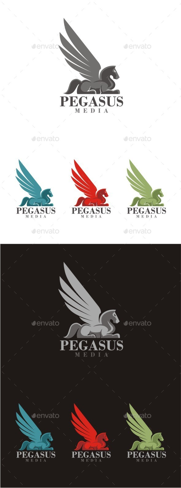 GraphicRiver Pegasus Media 11882975