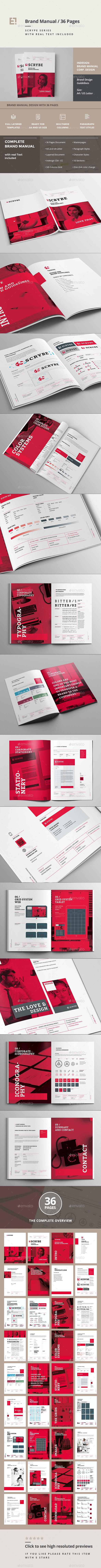 GraphicRiver Brand Manual 11883097