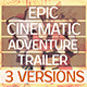 Epic Cinematic - AudioJungle Item for Sale