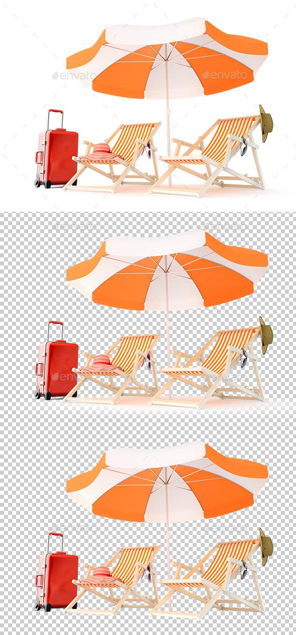 GraphicRiver Couple s Rest Place 11884038