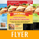 Mega Food Flyer Template