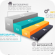 Modern Infographic Options Banner - GraphicRiver Item for Sale
