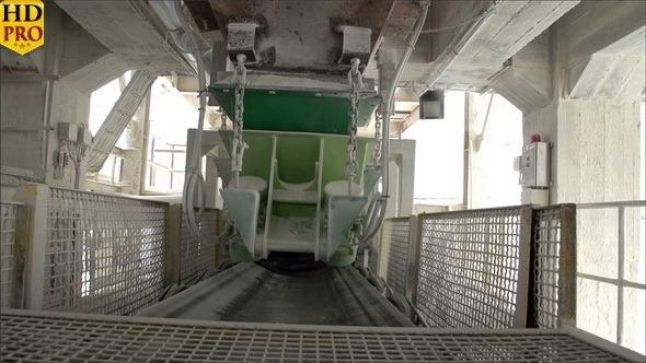 A Shaking Conveyor Machine