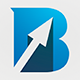 Barrow - Letter B Logo - GraphicRiver Item for Sale