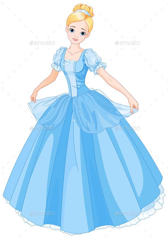 GraphicRiver Cinderella 11886956